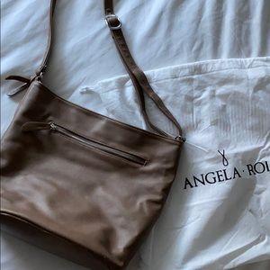 Angela Roi minimal bucket bag/tote